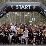 Start of the 5K Fun Run
