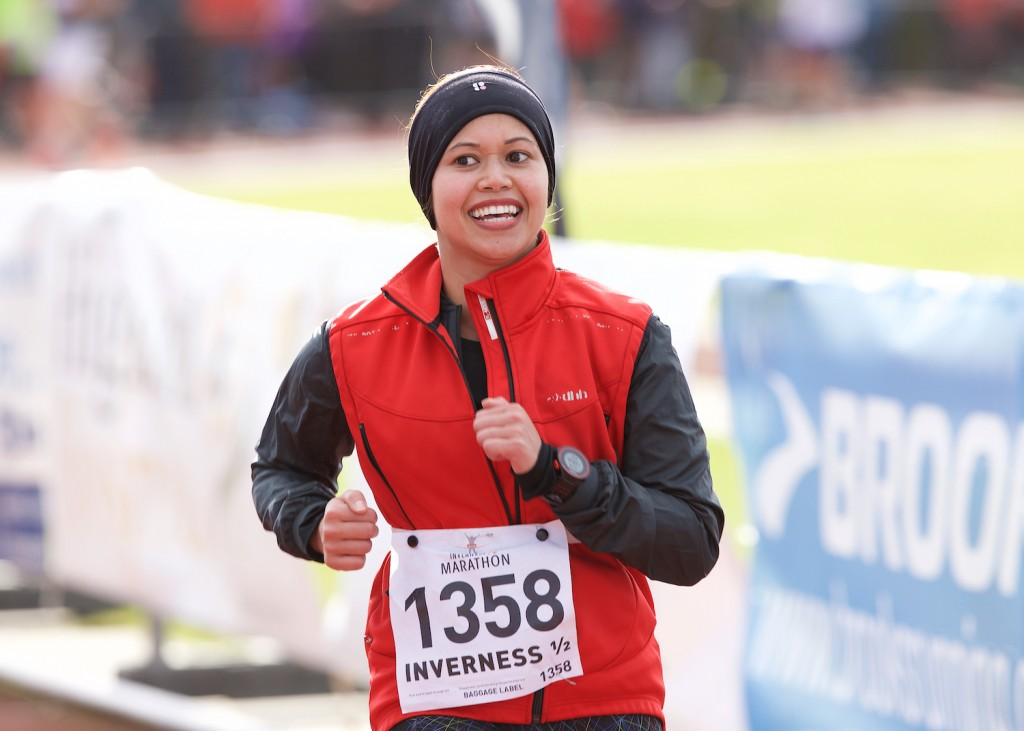 2015 Inverness 1/2 Marathon