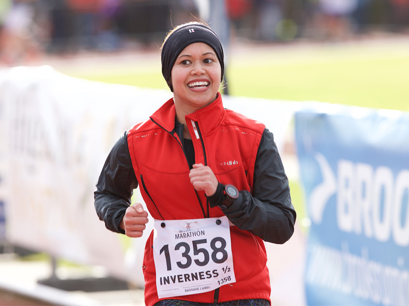 Inverness ½ Marathon