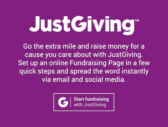 JustGiving